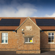 School has its moment in the sun with Sandtoft's PV48