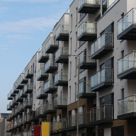 Offsite fabricated balconies and balustrades from Sapphire Balustrades deliver project success