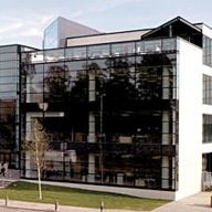 Augustine House, Canterbury, New library & student services centre