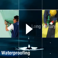 Sika Construction Waterproofing Video