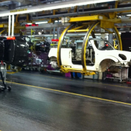 BMW / Mini production facility, Oxford