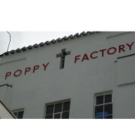 The Royal British Legion Poppy Factory in Richmond
