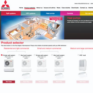 MHI launches online air conditioning product selector