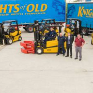 Briggs Develops Exclusive Warehouse Operation for Knights Of Old
