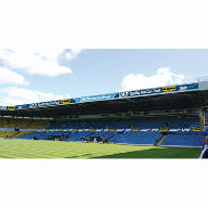 Leeds United unveil UAP Tradelocks as new South Stand sponsor