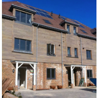 Barratt Homes housing development, East Grinstead