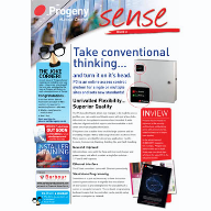 Progeny's Newsletter Sense Issue 3