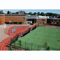 Sports ground fencing: free guide to specifying the right types