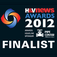 Contour Casings has been shortlisted as a finalist in the 2012 H&V Awards.