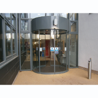 TORMAX installs curved Rondor automatic entrance at University of Nottingham