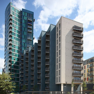 Stylish Riverside Development in the Heart Of Stratford