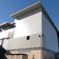 MVPC, United Utilities' dewatering and incineration centre, Widnes