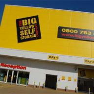 The Big Yellow Self Storage Company, Edmonton