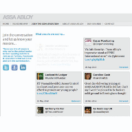 ASSA ABLOY asks for customer feedback
