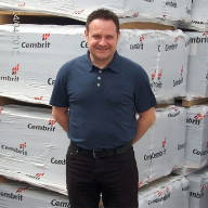 Cembrit Strengthens its Northern Team