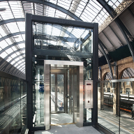 Stannah lifts enhance travel experience at Kings Cross Station