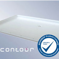 Enhancing hygiene with built-in antibacterial protection from Contour Showers