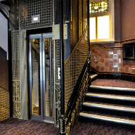 Stannah Lifts at The London Hippodrome