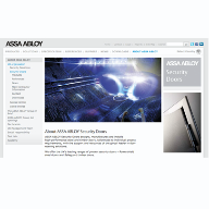 ASSA ABLOY Security Doors Has Launched A New, Integrated Information Point On The Web
