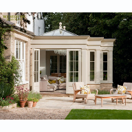 Timber Orangery in Oxfordshire