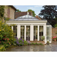 Town house Orangery in Oxfordshire