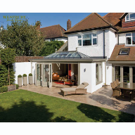Contemporary Orangery in East Sussex
