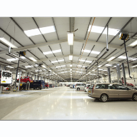 Steadmans products installed at Yorkshire Citroen Dealership