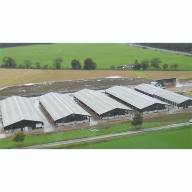 Cemsix Provides Cover for New Dairy Farm