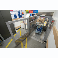 New goods lift levels up in Sainsbury's