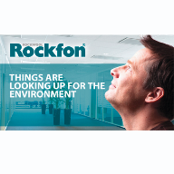 Create and Protect with Rockfon Upcycling