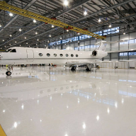 Sikafloor Provides Solid Base For Launch Of £7.8m Rizon Jet Hangar