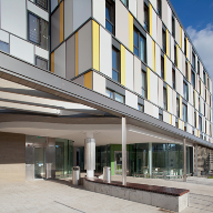DORMA ED 200 Automatic Door Operations At New Passivhaus Student Accommodation
