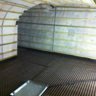 Waterproofing A Wine Cellar with Newton System 500