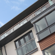 New apartments feel the benefit of Sapphire Balustrades' bespoke service