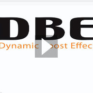 Jaga Dynamic Boost Effect Technology (DBE)