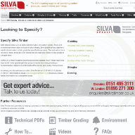 Silva Specify: Resource Centre for Architects & Designers