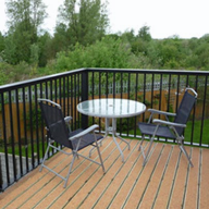 About Rubadeck non-slip timber decking
