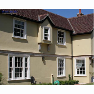 Sash windows for whole house renovation in Kent