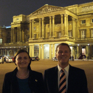 Ancon visits Buckingham Palace to celebrate Queen's Award