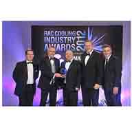 DeltaChill FreeCool Chiller Award RAC Air Conditioning Product Innovation of the Year 2012