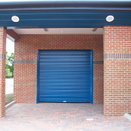 High security roller shutters enhance security at Young Offenders Unit