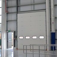 Gilgen door systems are an excellent choice for UK high-tech manufacturing