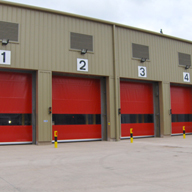 Gilgen doors installed at UK's first `super ' food waste plant