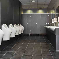 Reading FC's Madejeski Stadium Executive Washrooms