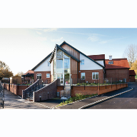 Sustainable new premises for Sissinghurst VA Church of England Primary School thanks to Alutec