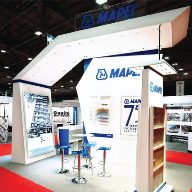 Mapei showcase concrete repair and structural strengthening systems at The UK Concrete Show 2013