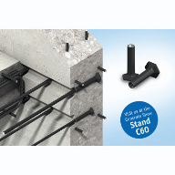Ancon to showcase its innovative new reinforcement continuity system at the UK Concrete Show