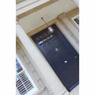 Conservation™ timber entrance doors by Mumford & Wood