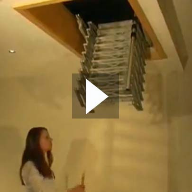 Video: The Elite Loft Ladder