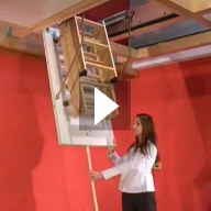 Video: The F30 Twinsafe Loft Ladder